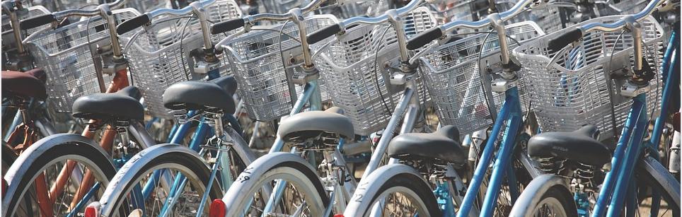 Fahrradständer Edelstahl